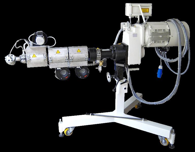 Co-extruder E35.3 KSY2-25D